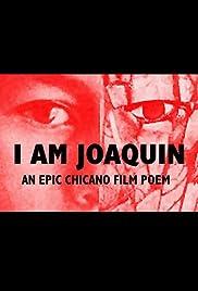 I Am Joaquin Poster