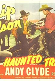 Haunted Trails Poster