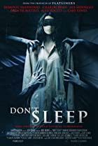 Image of Don't Sleep
