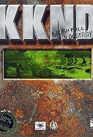 KKND: Krush, Kill 'N Destroy Poster