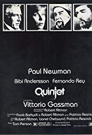Quintet (1979) Poster - Movie Forum, Cast, Reviews