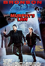 Murphy's Law (1986) Poster - Movie Forum, Cast, Reviews