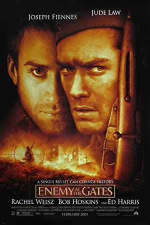 Ver Online Enemigo Al Acecho / Enemy at the gates (2001) Gratis ()