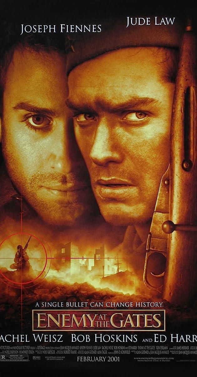 enemy at the gates 2001 imdb