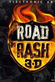 Road Rash 3-D Poster