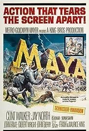 Maya(1966) Poster - Movie Forum, Cast, Reviews
