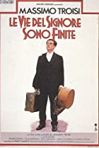 Image of Le vie del Signore sono finite