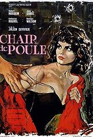 Chair de poule(1963) Poster - Movie Forum, Cast, Reviews