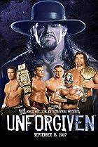 WWE Unforgiven (2007) Poster