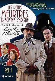 Les petits meurtres d'Agatha Christie Poster - TV Show Forum, Cast, Reviews