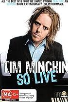 Image of Tim Minchin: So Live