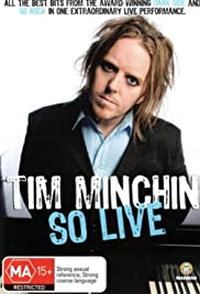 Tim Minchin: So Live Poster
