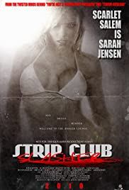 Strip Club Slasher Poster