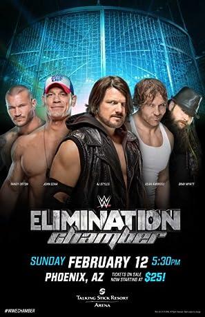 WWE Elimination Chamber (2017)