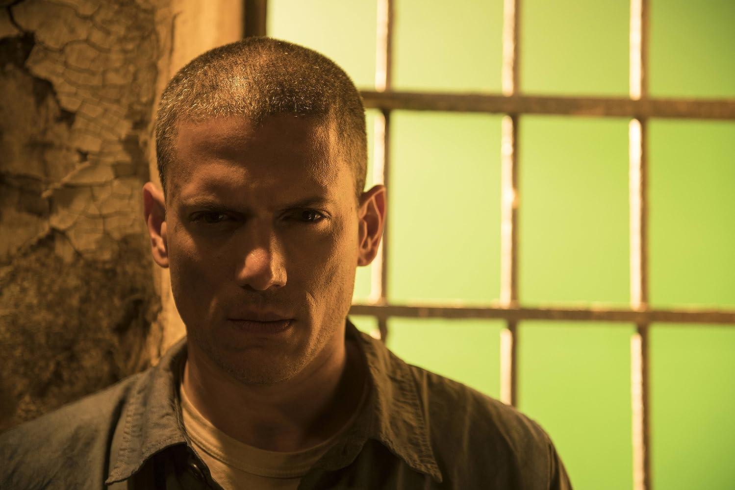 Prison Break Kaniel Outis – Fecha de Emision 11 de abril 2017