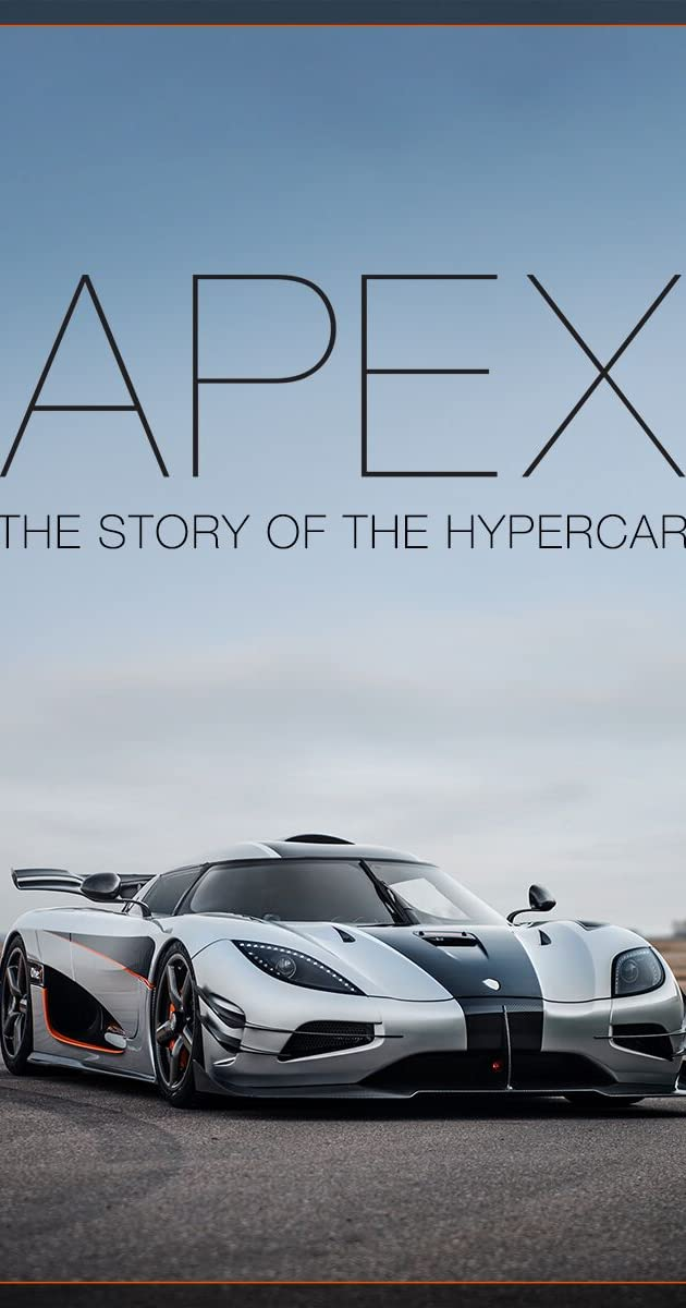 Apex The Story Of The Hypercar Imdb