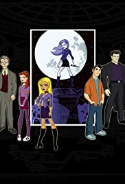 Buffy the Vampire Slayer: The Animated Series Poster