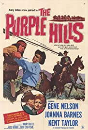 The Purple Hills Poster