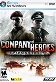 Company of Heroes: Opposing Fronts Poster
