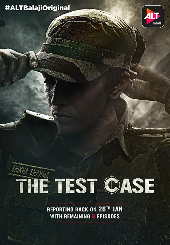 The Test Case 2018 (Episode 1 to 10) Hindi 720p HEVC HDRip x265 AAC -R@ck!