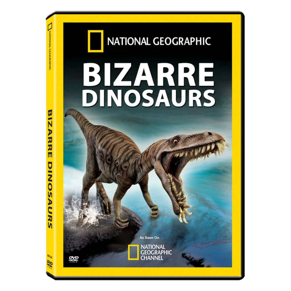 image Bizarre Dinosaurs (2009) (TV) Watch Full Movie Free Online