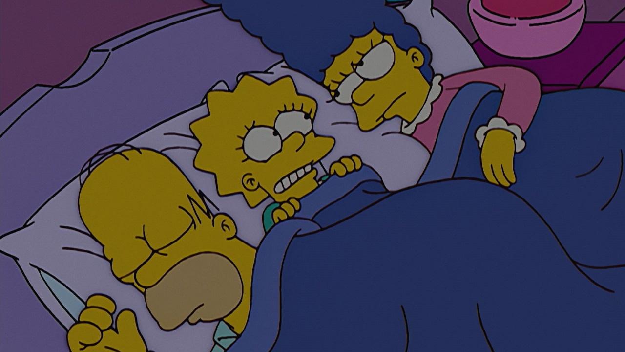 Симпсоны порно серия