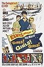 Girls! Girls! Girls! (1962) Poster