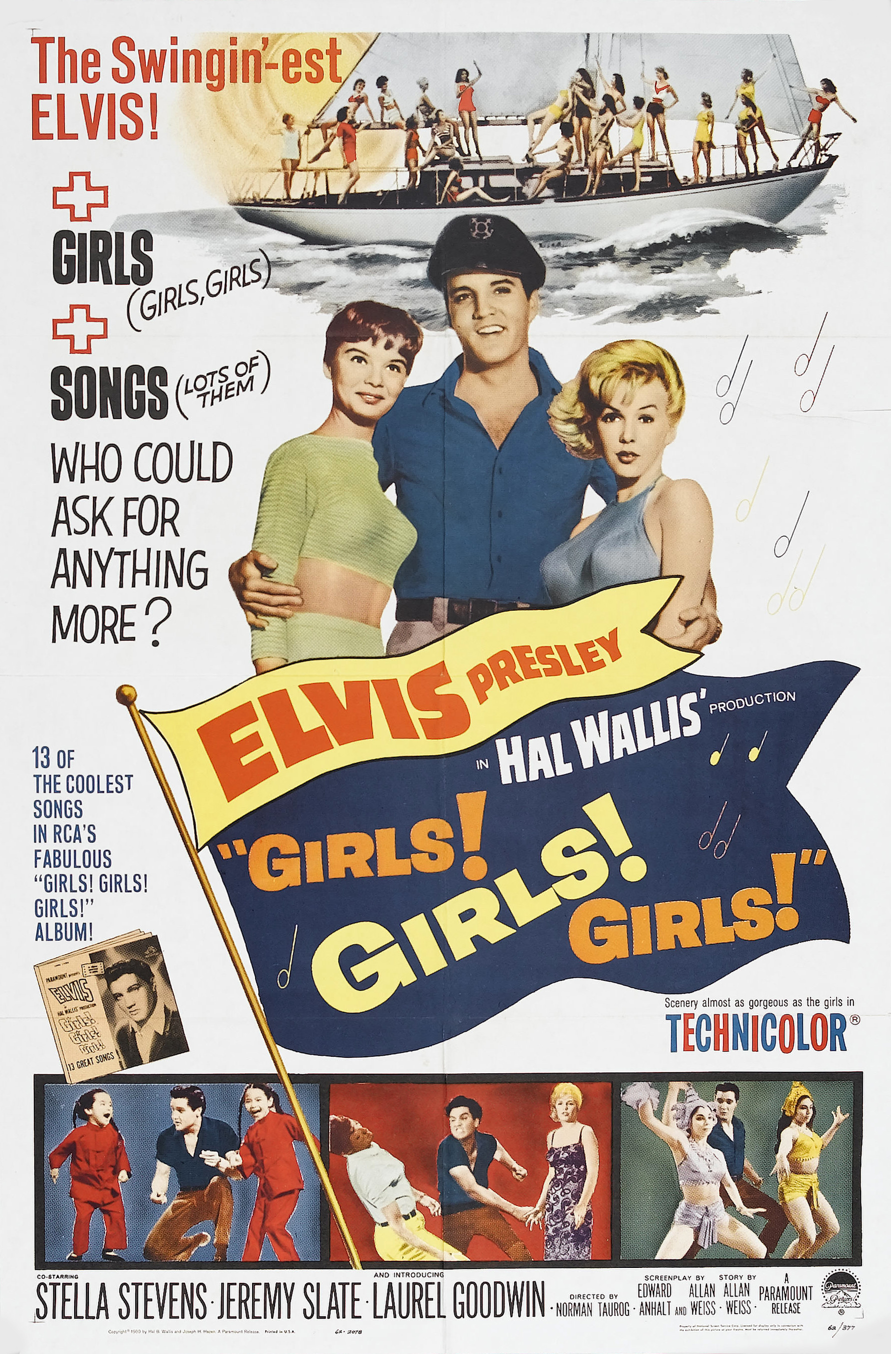 Girls! Girls! Girls! Watch Full Movie Free Online