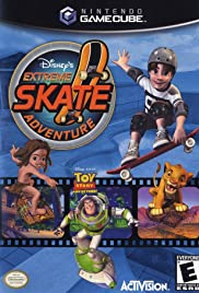 Extreme Skate Adventure Poster