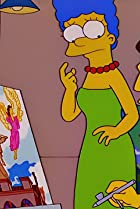 Image of The Simpsons: Pokey Mom