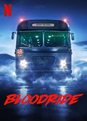 Bloodride (2020) poster