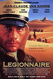 Legionnaire (1998) Poster - Movie Forum, Cast, Reviews