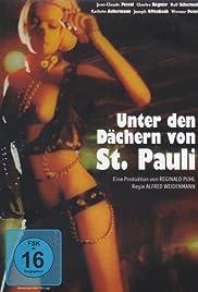 Unter den Dächern von St. Pauli Poster