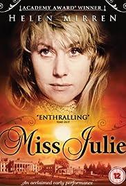 Miss Julie Poster