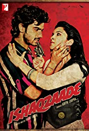 Ishaqzaade (2012) Poster - Movie Forum, Cast, Reviews