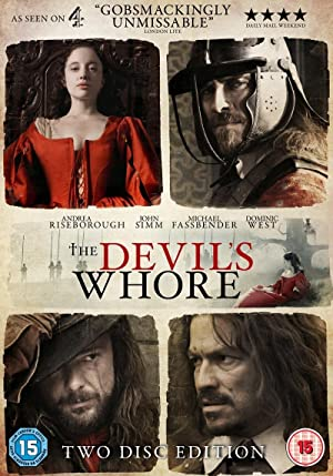 Poster The Devil's Whore