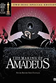 The Making of 'Amadeus' (2002) Poster - Movie Forum, Cast, Reviews