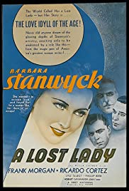 A Lost Lady (1934) Poster - Movie Forum, Cast, Reviews