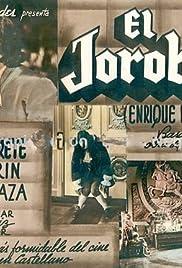 El jorobado Poster