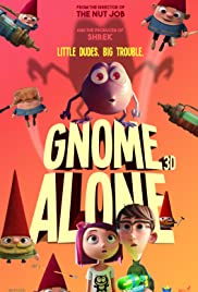 Image result for Gnome Alone movie