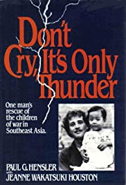 Don't Cry, It's Only Thunder (1982) Poster - Movie Forum, Cast, Reviews