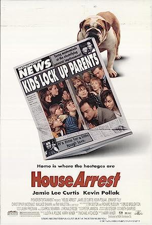 House Arrest poster