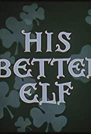 His Better Elf Poster
