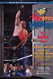 WWF in Your House: Beware of Dog Poster