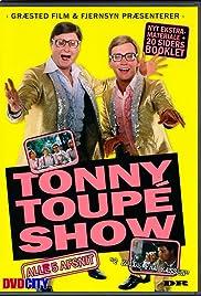 Tonny Toupé show Poster