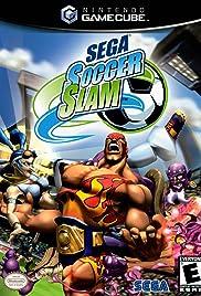 Sega Soccer Slam Poster