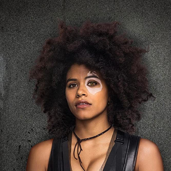 Zazie Beetz in Deadpool 2 (2018)