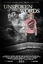 Unspoken Words Poster