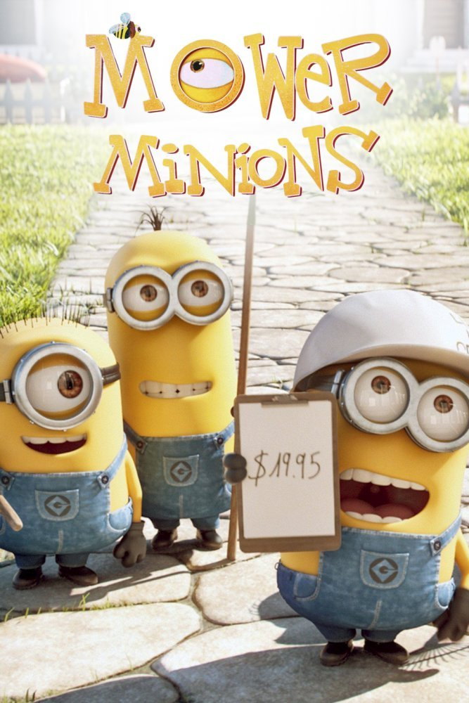 image Mower Minions Watch Full Movie Free Online