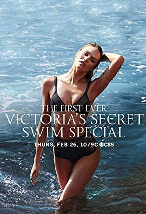 The Victoria's Secret Swim Special